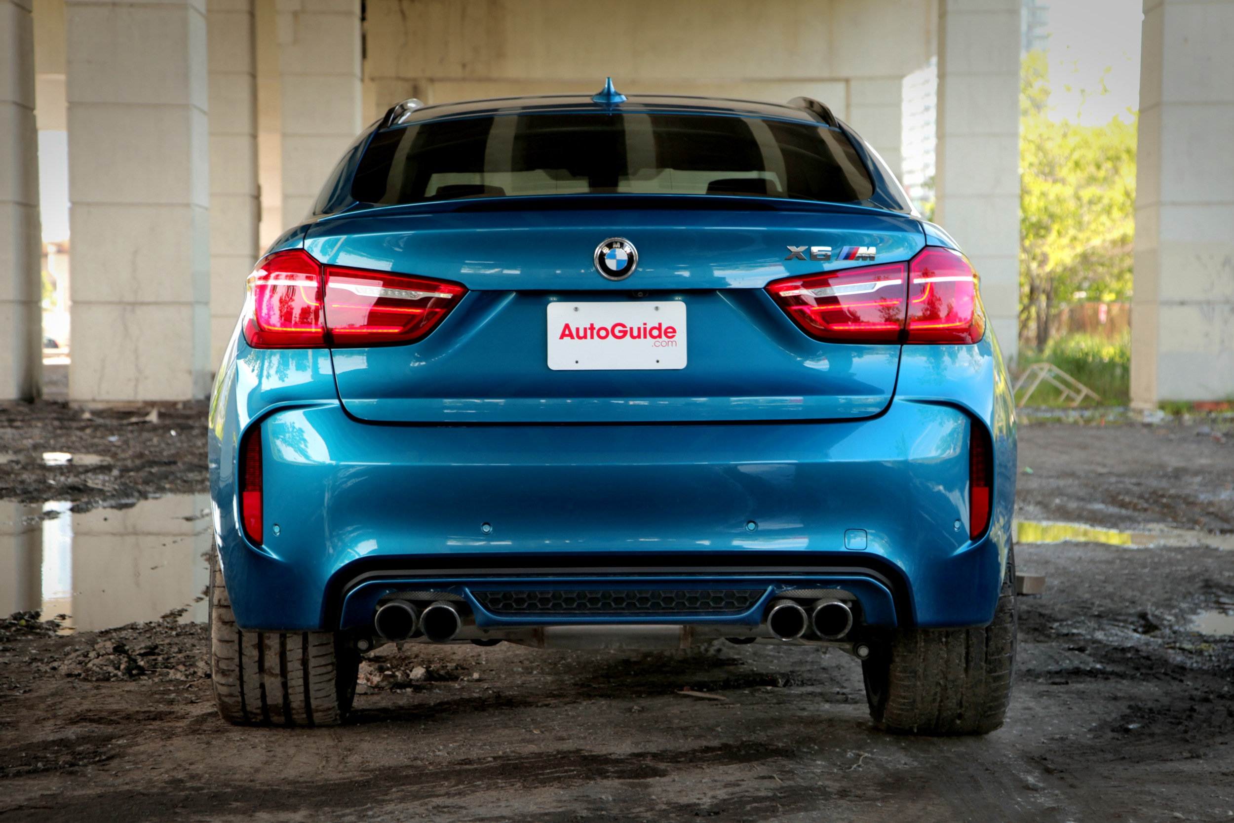 2015 Bmw X6 M Review Autoguide Com News