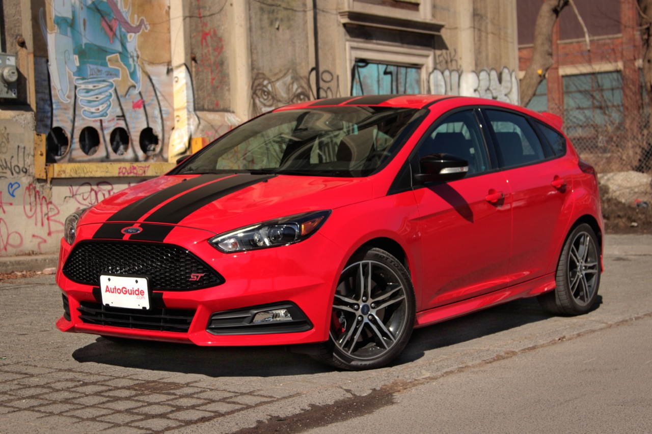 2015 ford focus st review news. Black Bedroom Furniture Sets. Home Design Ideas