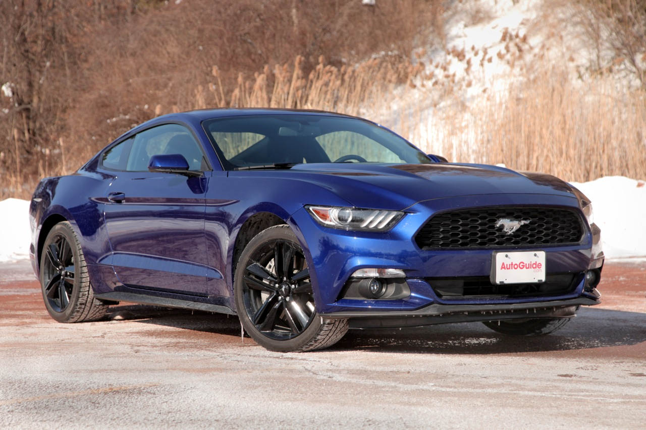 view large - 2015 Ford Mustang Ecoboost Performance Package