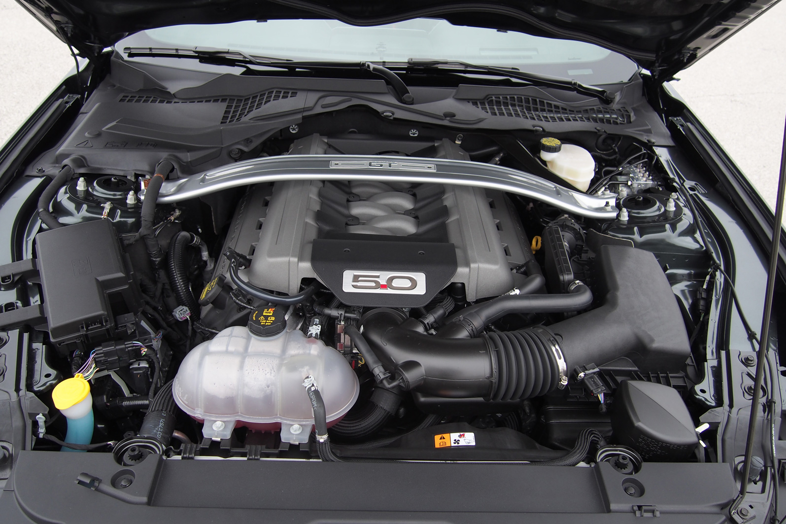 2015 ford mustang gt engine 01 - 2016 Ford Gt Engine