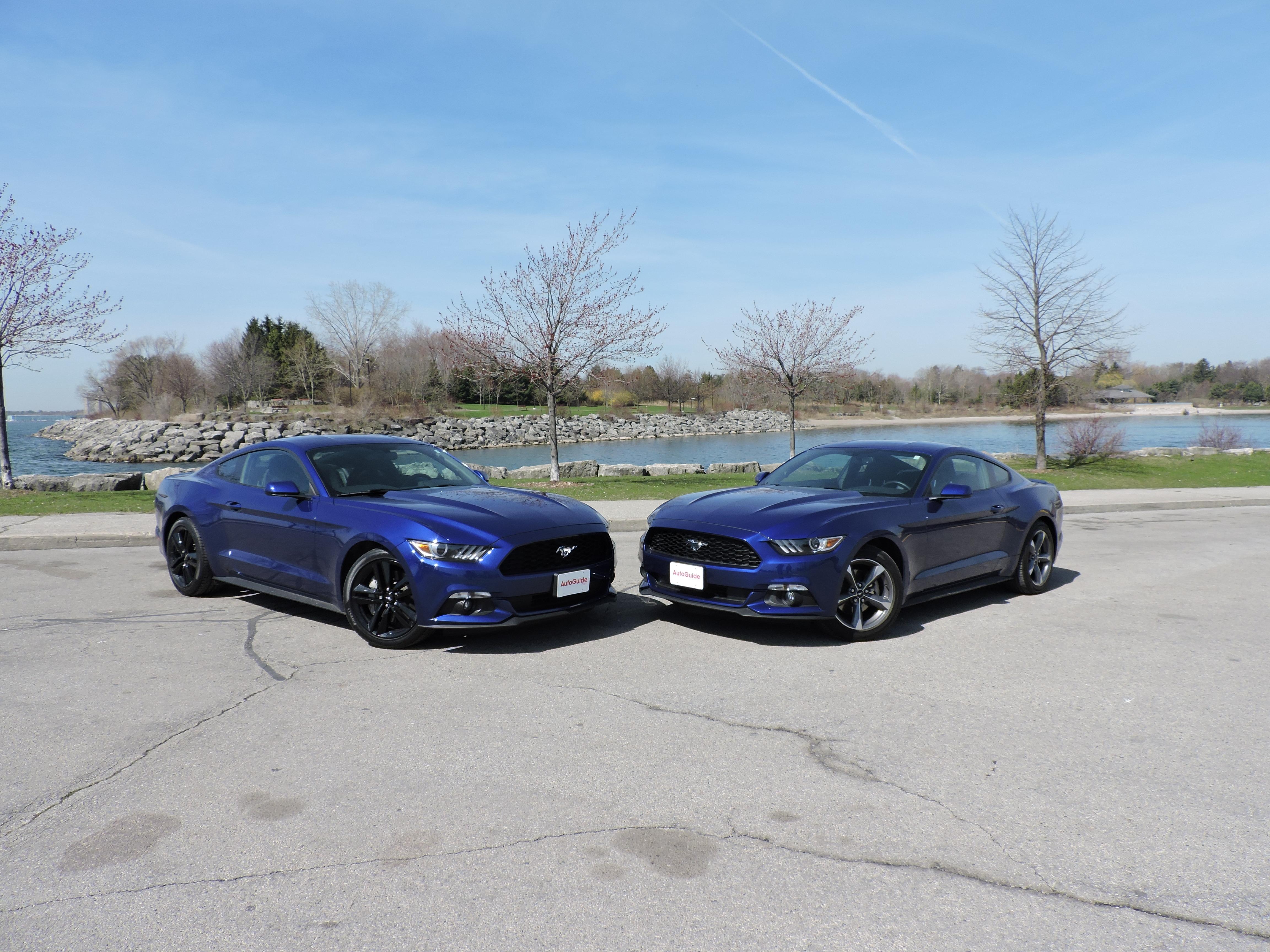 2014 V6 Camero or Mustang?