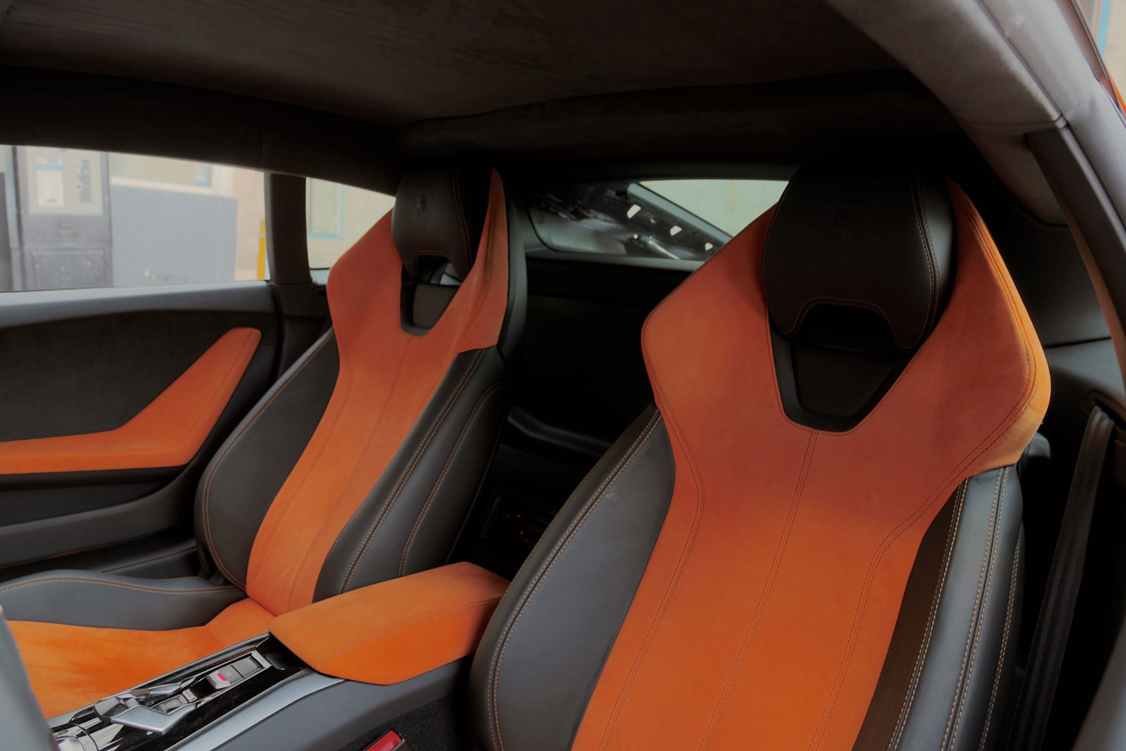 lamborghini ceo doesn t want turbo cars 2015 lamborghini huracan orange seats