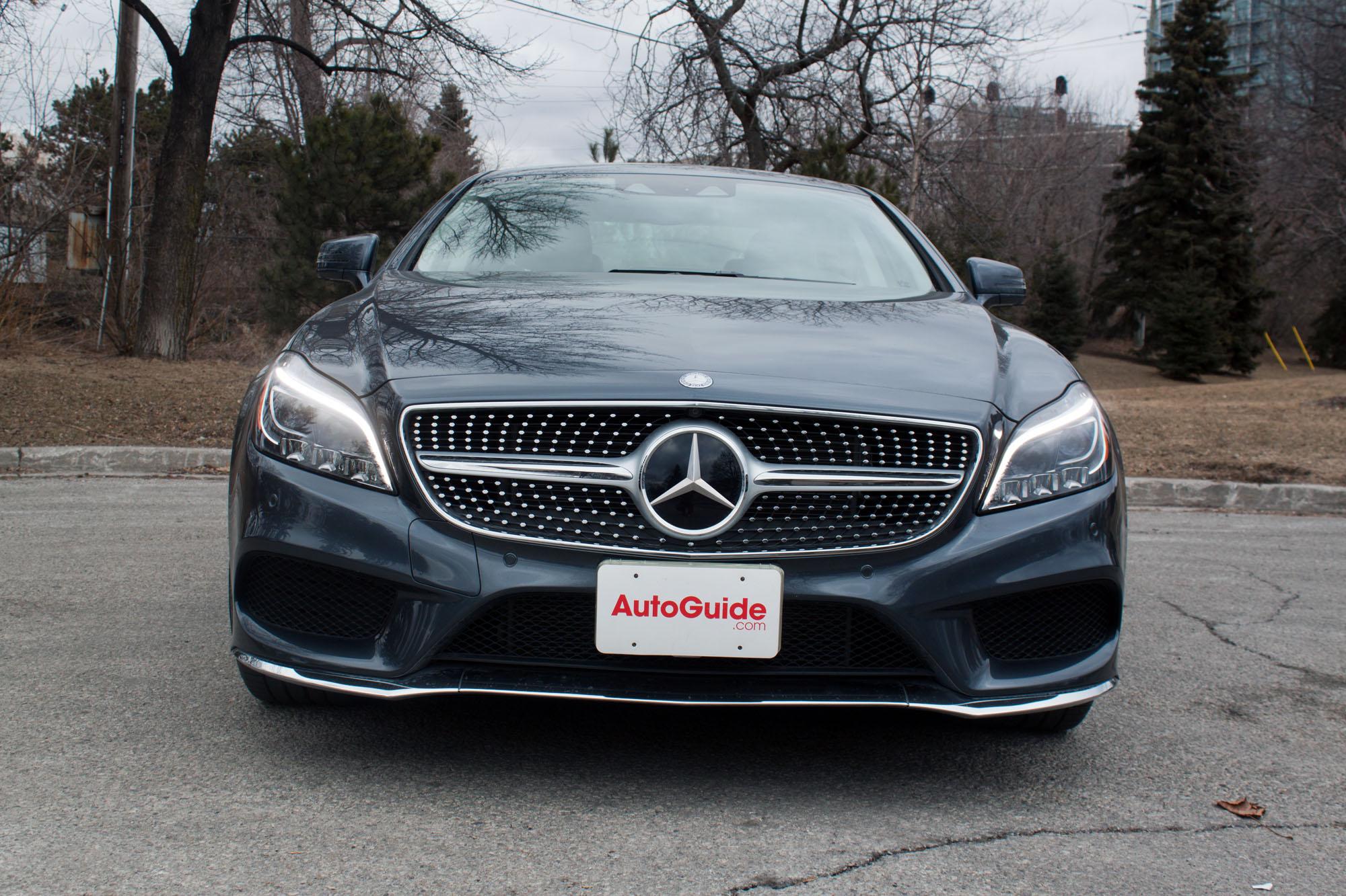 Build Your 2016 CLS400 4-Door Coupe | Mercedes-Benz