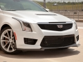 2016 cadillac ats-v review front