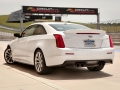 2016 cadillac ats-v review back