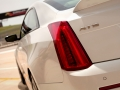 2016 cadillac ats-v review taillight