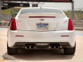 2016 cadillac ats-v review exhaust pipes