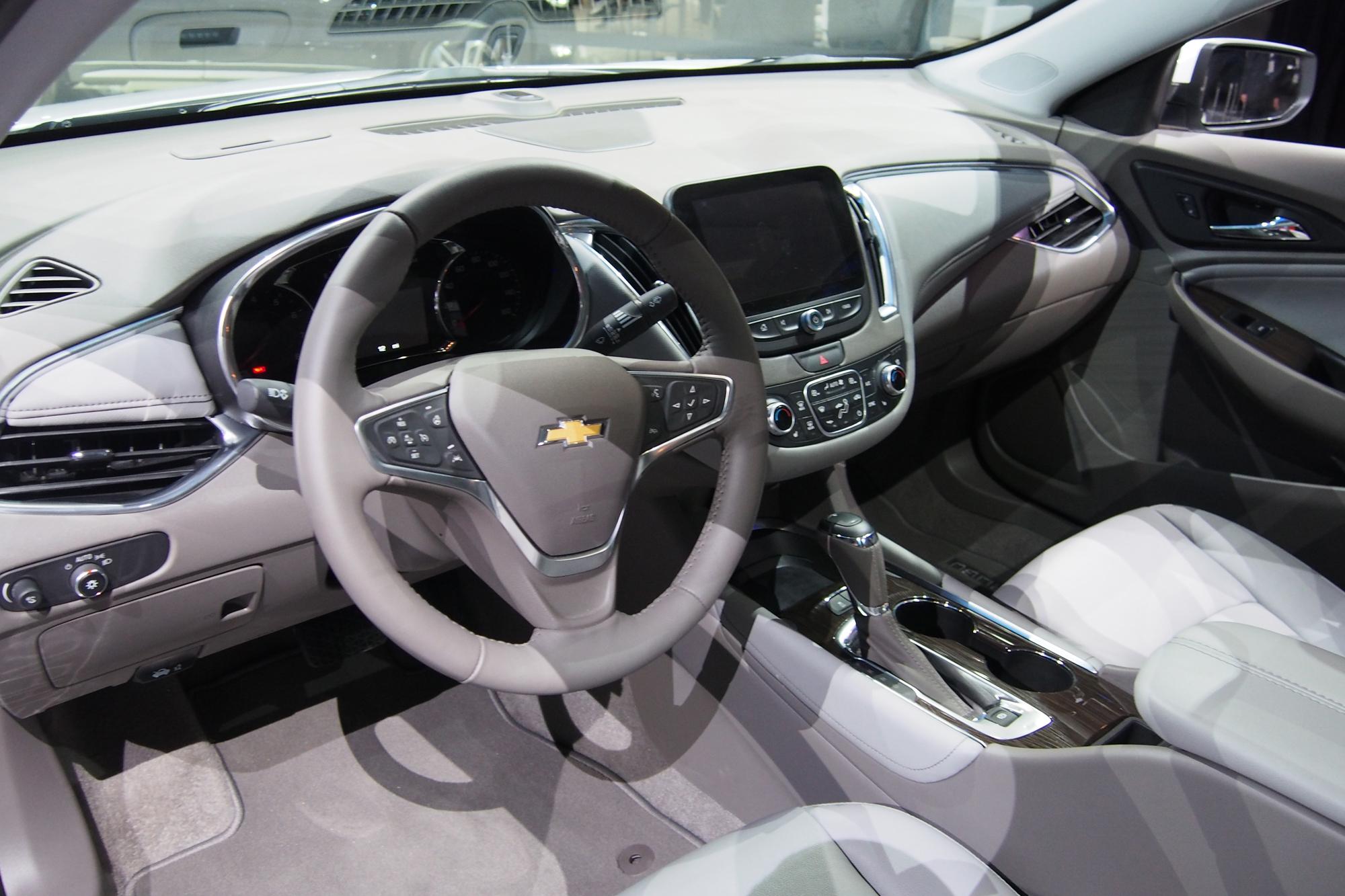 2016 Chevrolet Malibu Video, First Look » AutoGuide.com News