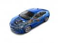 2016 Chevrolet Volt features an all-new Voltec propulsion system