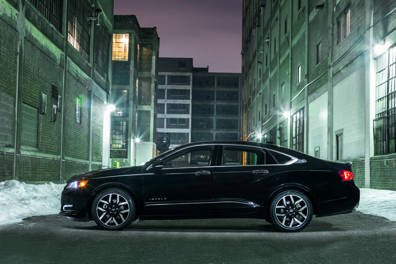 Chevy Impala Midnight Edition Heading to Production » AutoGuide.com ...