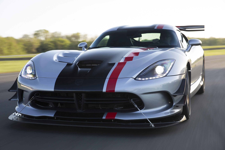 2016 Dodge Viper ACR Price Starts At $117,895 » AutoGuide