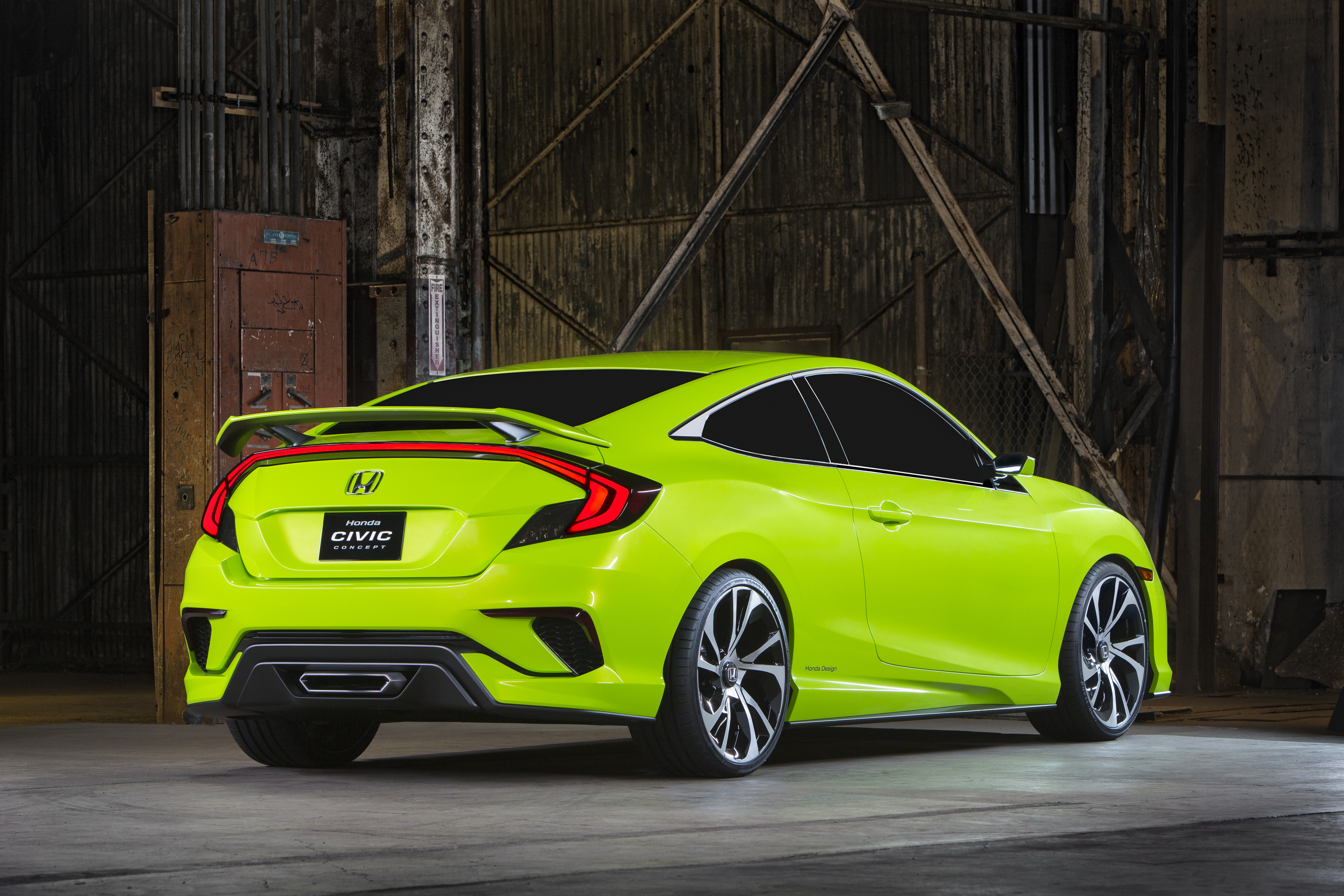 2016 Honda Civic gets VTEC Turbo, Hatchback Bodystyle » AutoGuide.com