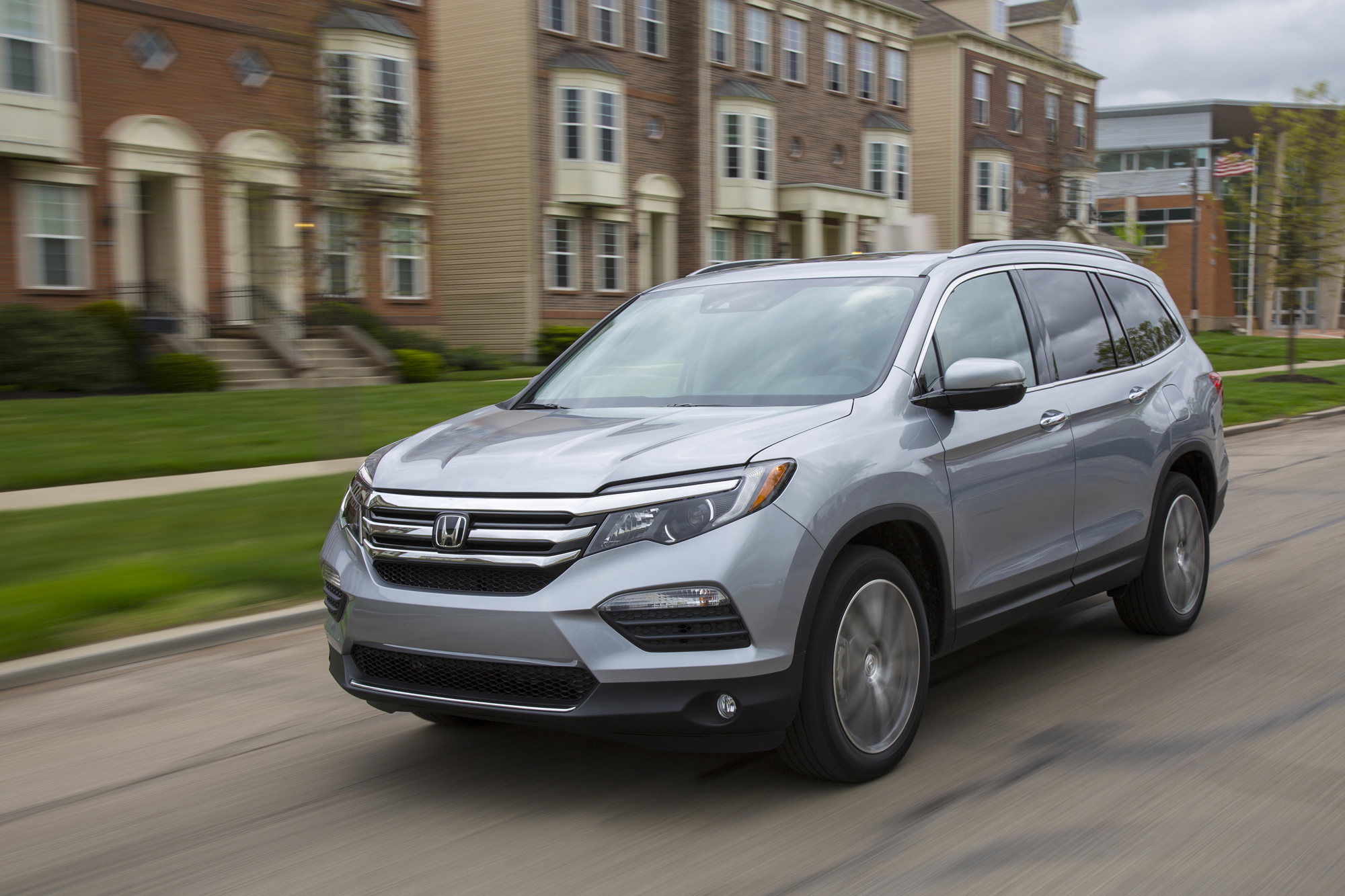 2014 honda pilot spy pictures automotive hot news and informations