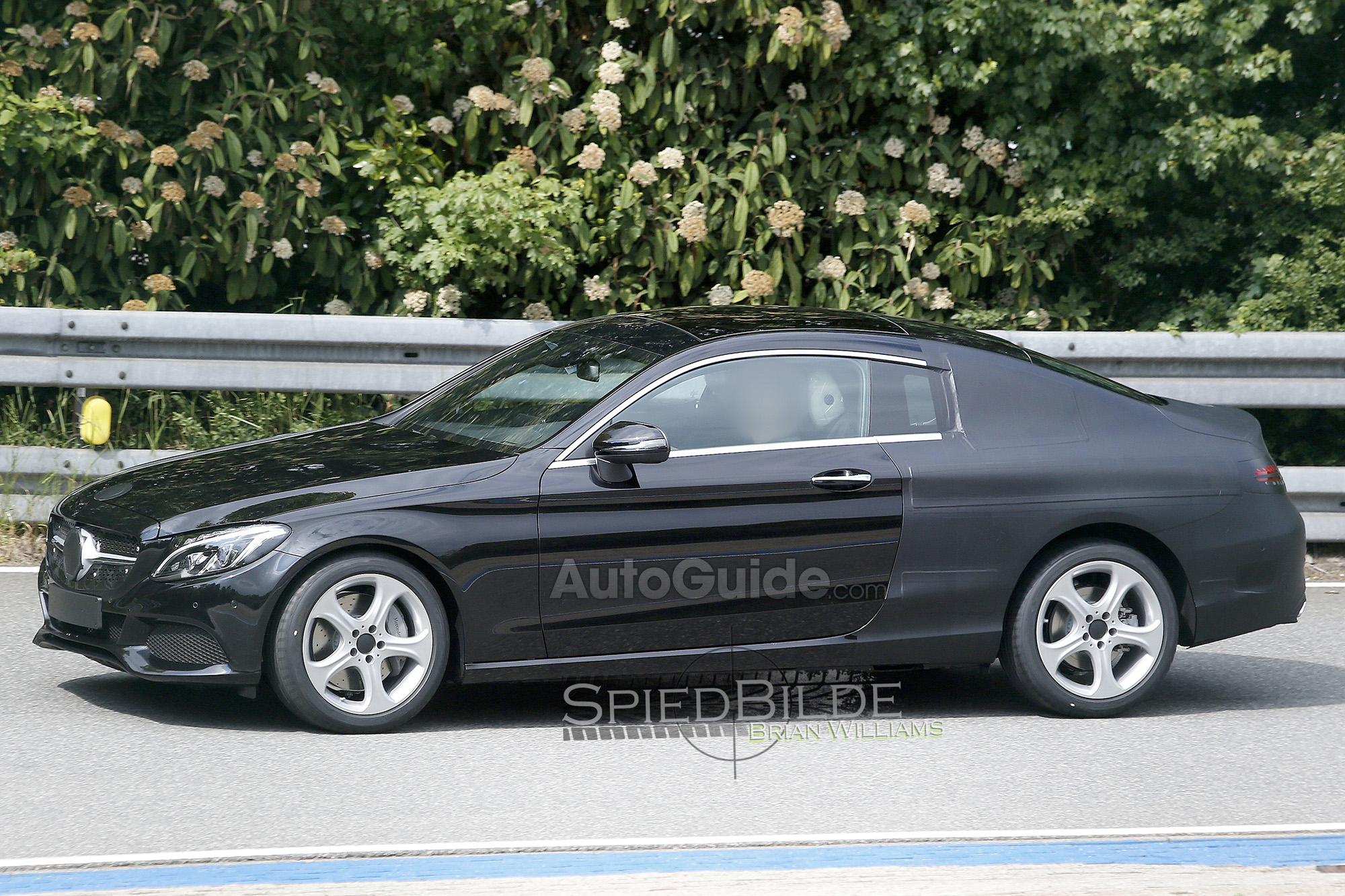 Mercedes Benz C Class Coupe To Be Sportier Less Roomy