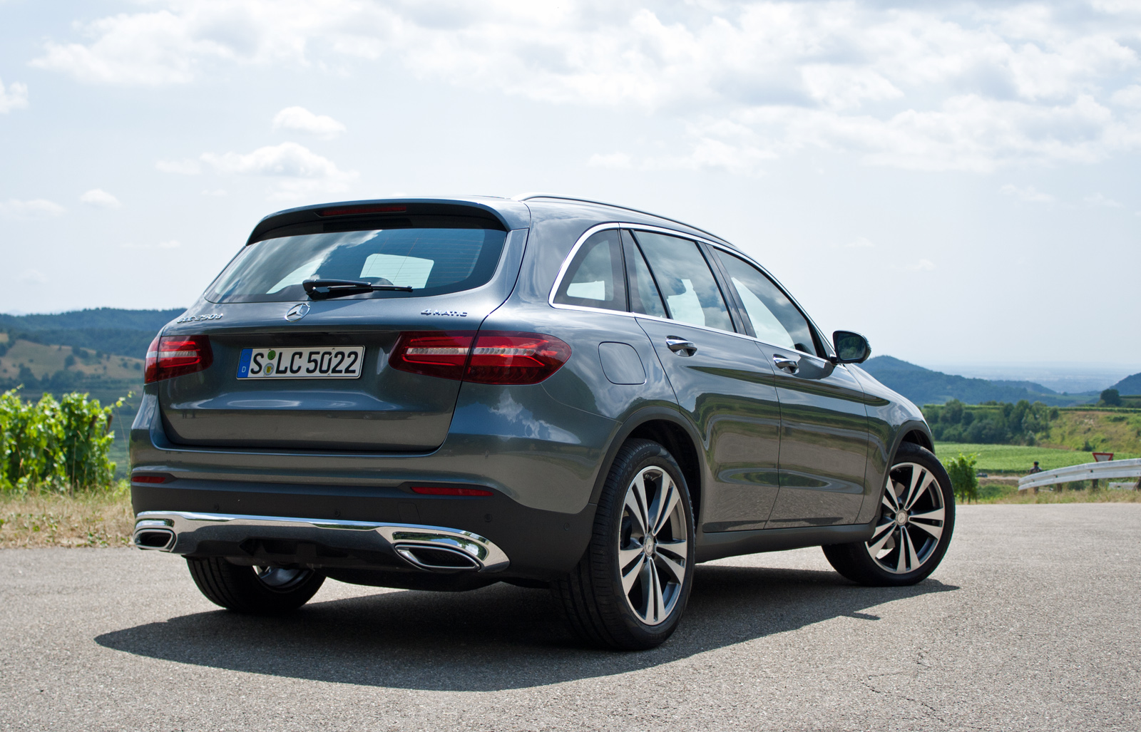 Mercedes glc autos post for Mercedes benz average price