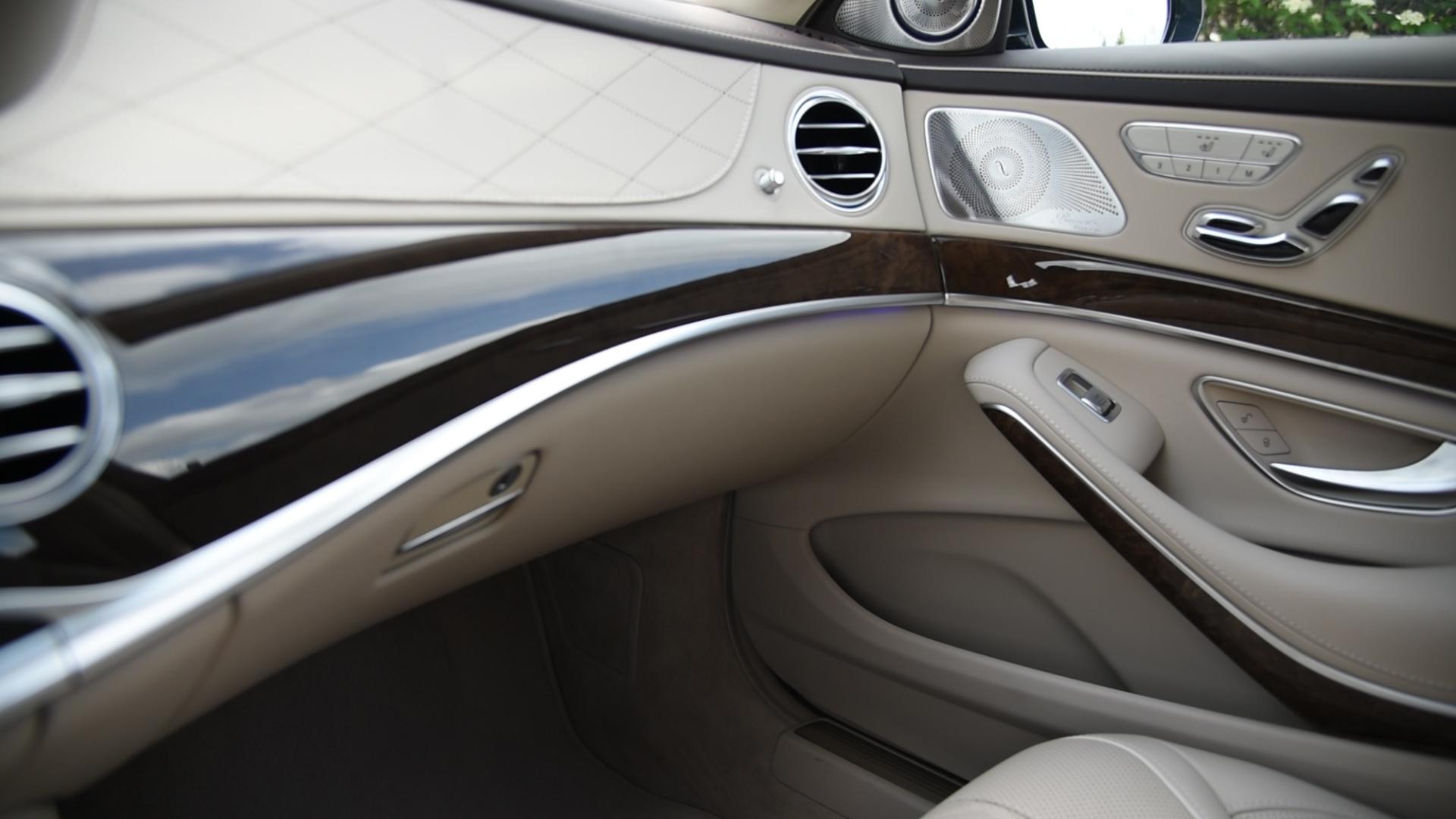 2016 mercedes maybach s600 interior 03 - Mercedes Maybach Interior