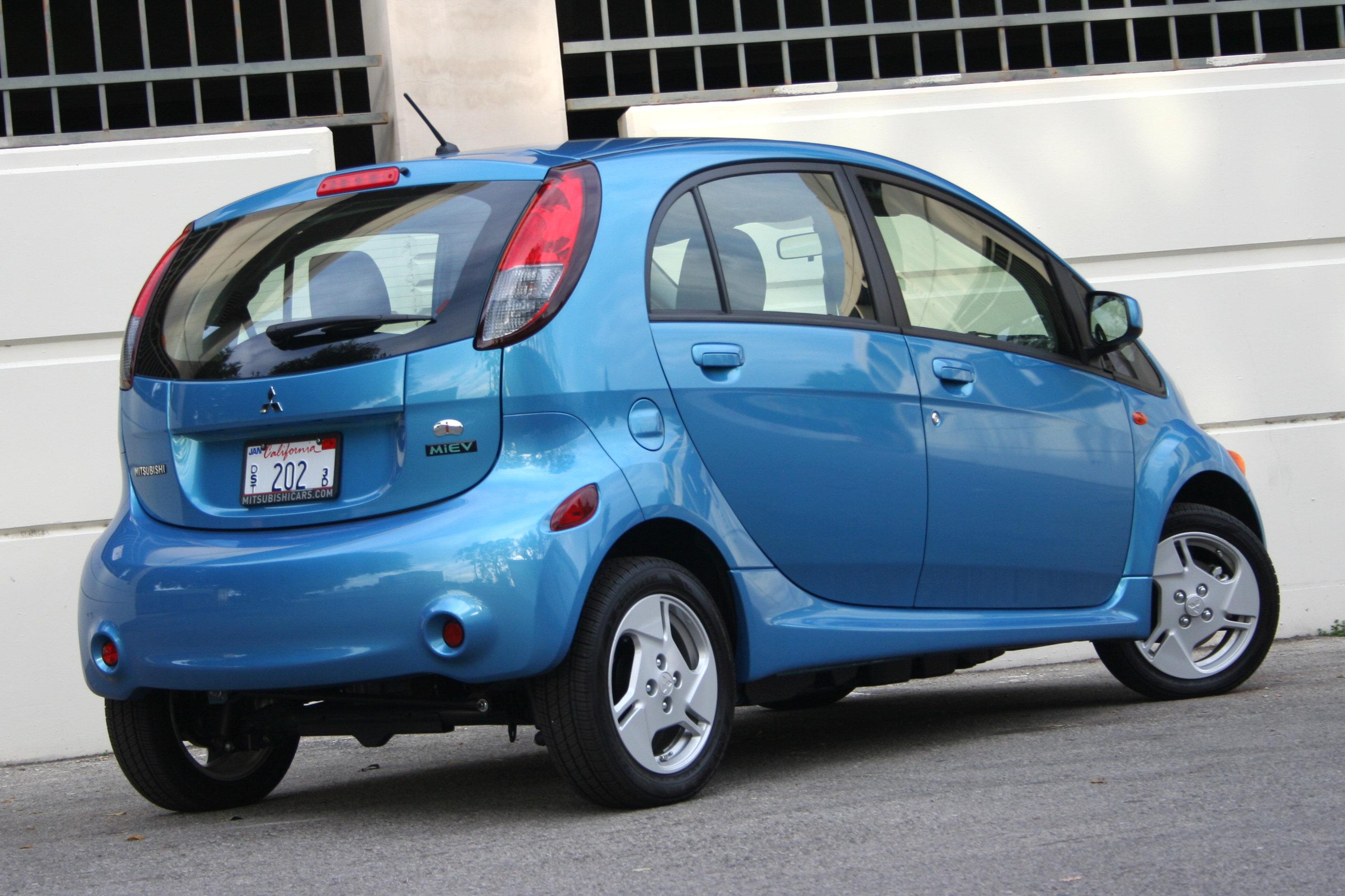 Unique 2016 Mitsubishi IMiEV Review  AutoGuidecom News