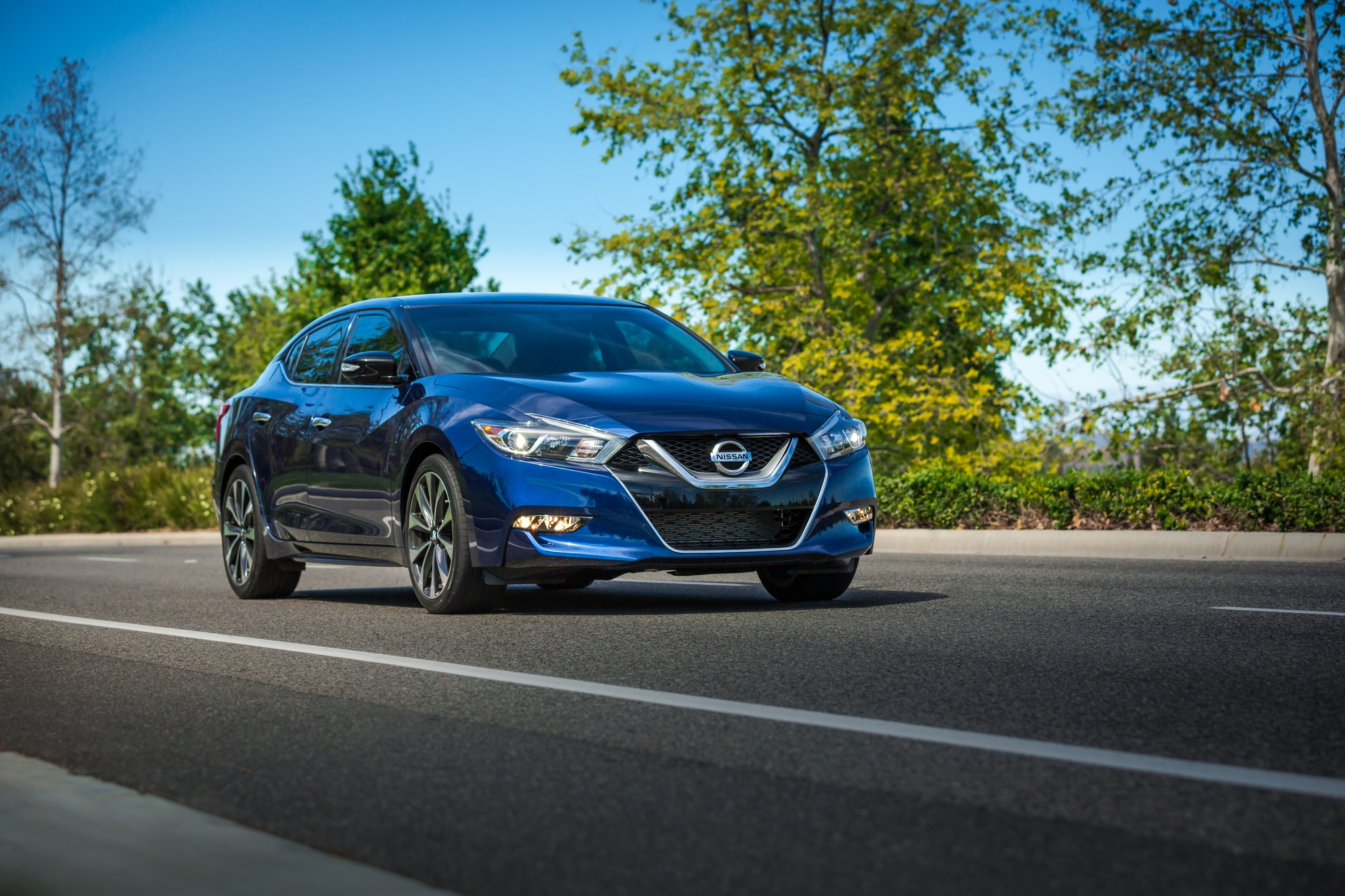 2016 Nissan Maxima Is Lower Longer And Lighter