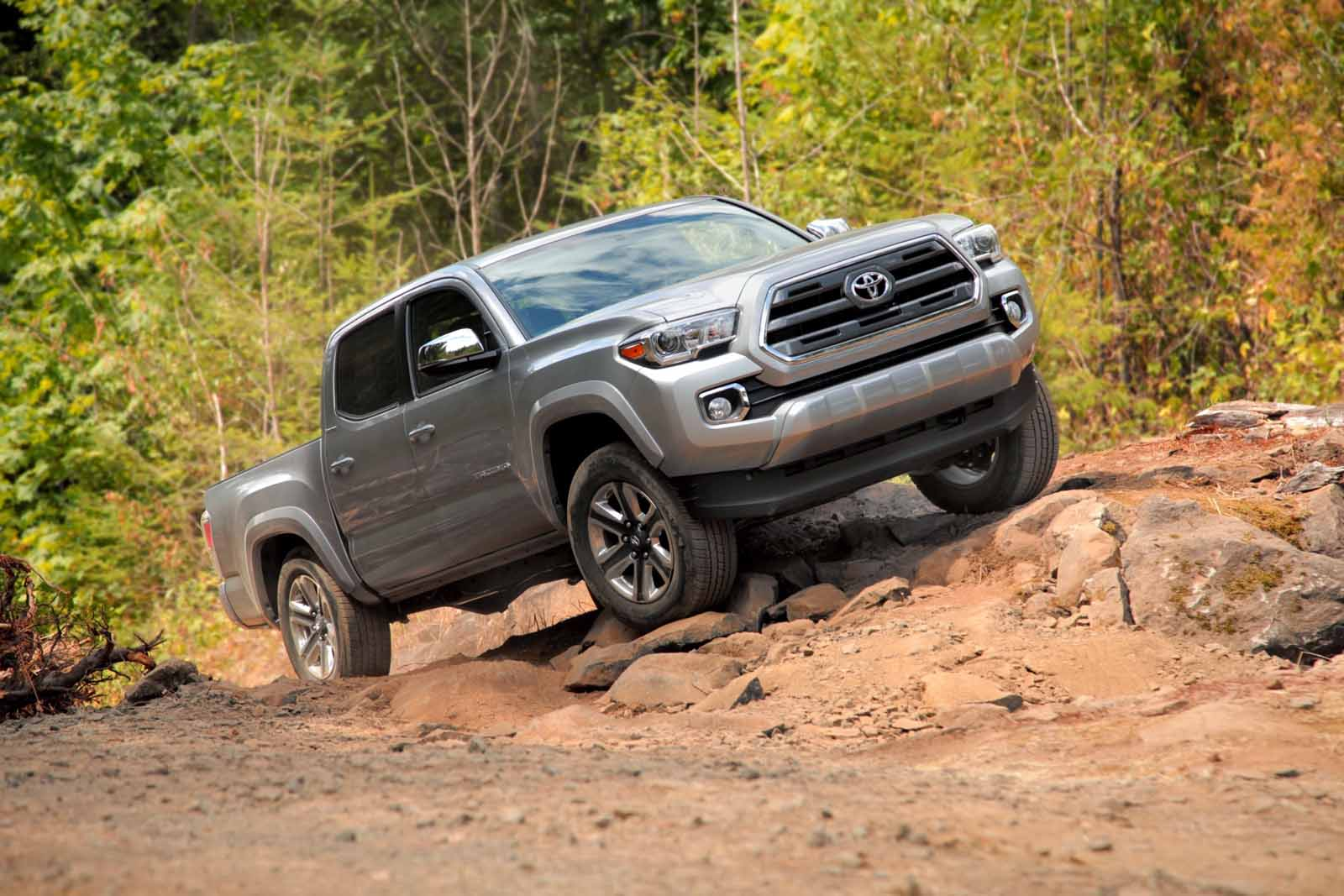 2016 Toyota Tacoma Pricing, Power and Specs Released
