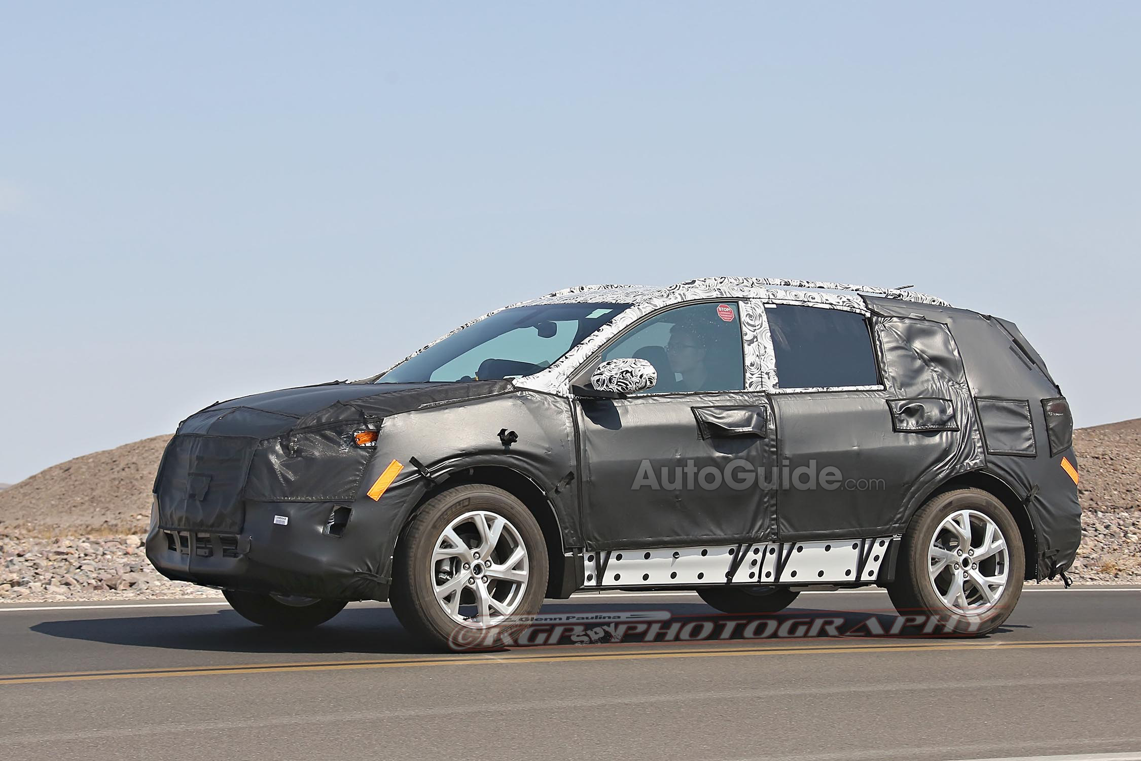 2017 Chevy Equinox Spied for the First Time » AutoGuide.com News