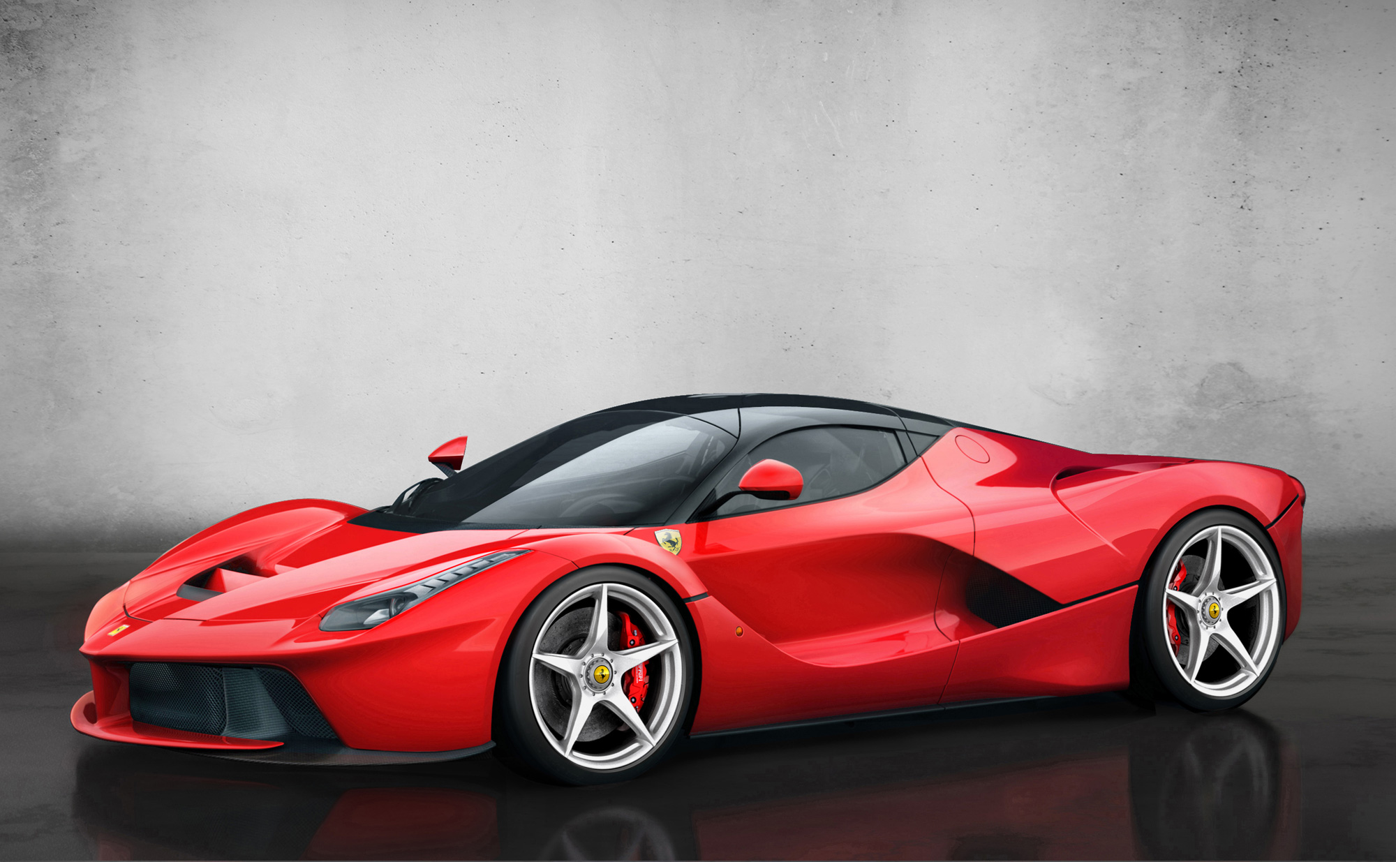 Ferrari Will Build One Last LaFerrari To Aid Italian Earthquake Victims