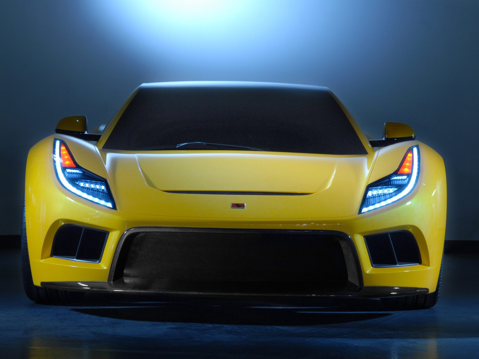 Saleen S5s Raptor Front End